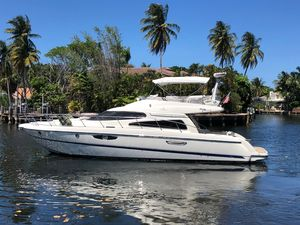 Used Cranchi Atlantique 50 Motor Yacht For Sale