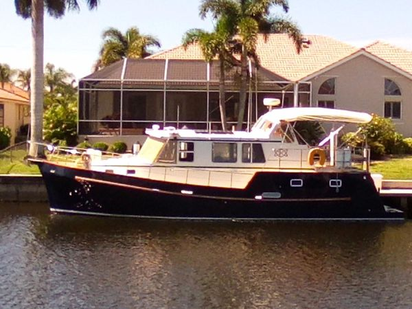Used Rosborough 44' North Shore Trawler Motor Yacht For Sale