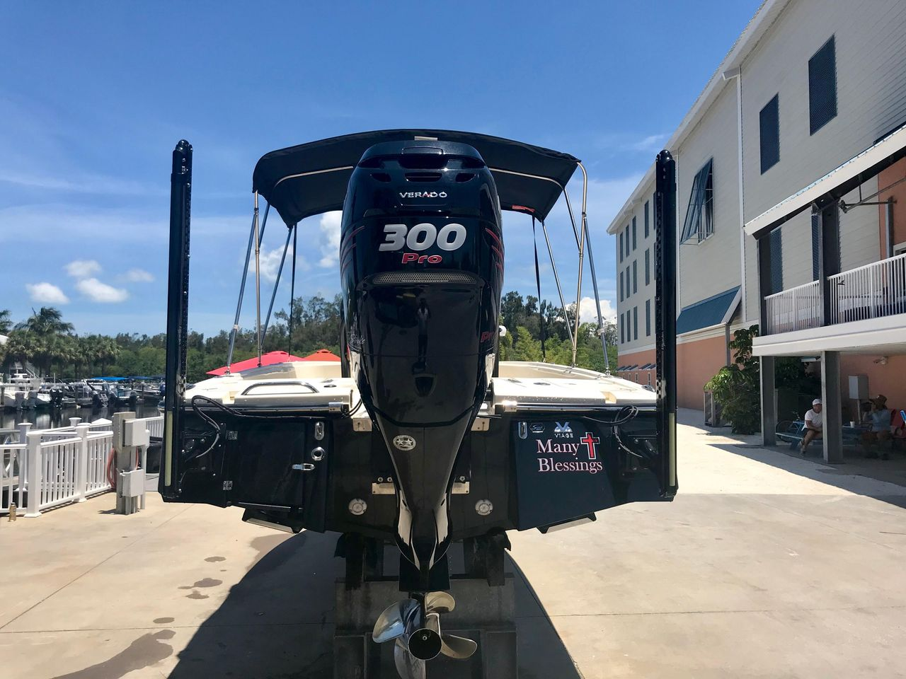 2018 Used Scout 231 XS Saltwater Fishing Boat For Sale