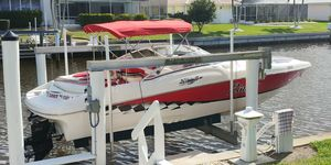 Used Rinker 262 SS Captiva Sports Cruiser Boat For Sale