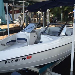 Used Stingray 195rx Bowrider Boat For Sale