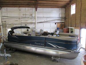 New Premier 230 Solaris RF Pontoon Boat For Sale