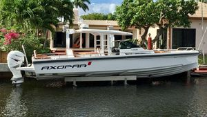 Used Axopar 37 T-top Center Console Fishing Boat For Sale