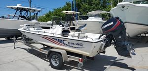 Used Blue Wave 180 Classic Saltwater Fishing Boat For Sale