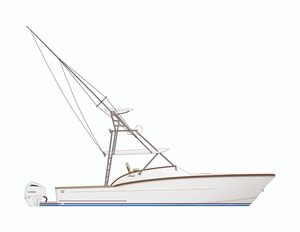 New Maverick Yachts 39 Walkaround Sports Fishing Boat For Sale