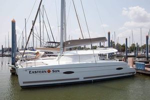 Used Fountaine Pajot Lipari 41 Cruiser Sailboat For Sale