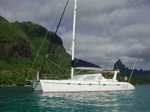 Used Custom Simonis Cruiser Sailboat For Sale