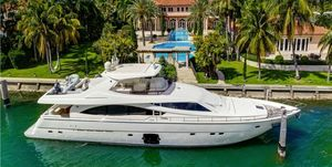 Used Ferretti Yachts Mega Yacht For Sale