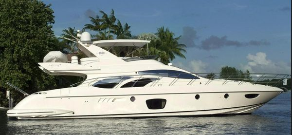 Used Azimut 62 Evolution Flybridge Boat For Sale