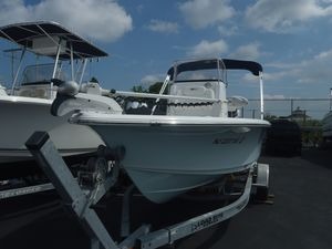 Used Sea Hunt Bx20br Sports Fishing Boat For Sale