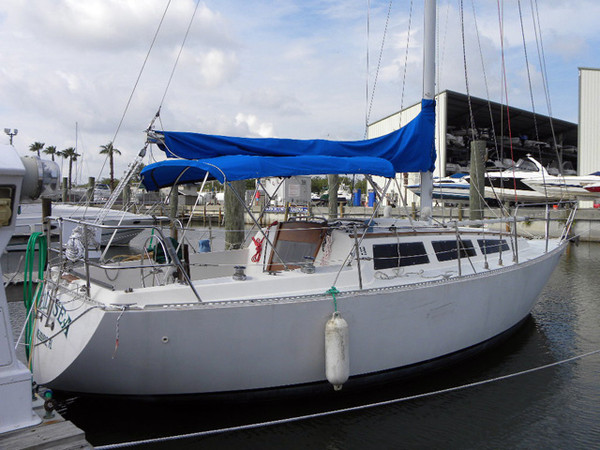 Used S2 9.2A Meter Cruiser Sailboat For Sale