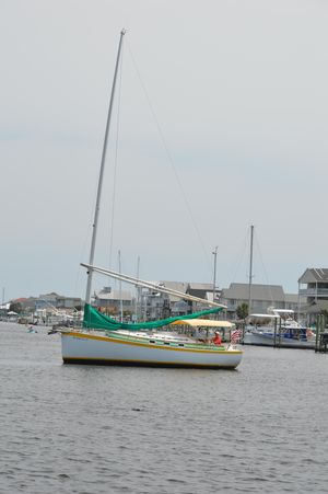 Used Nonsuch 30 Ultra Motorsailer Boat For Sale