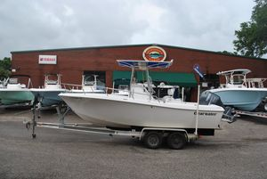 Used Clearwater 2100 Center Console Fishing Boat For Sale