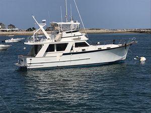 Used Ocean Alexander 43 Sedan Motor Yacht For Sale