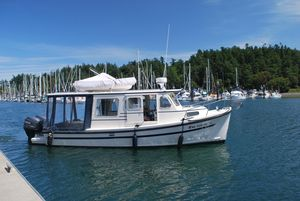 Used Rosborough 246 Cruiser Boat For Sale