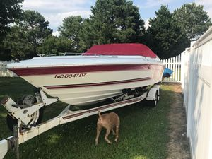 Used Sea Ray 22 Pachanga Cuddy Cabin Boat For Sale