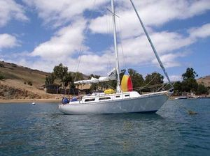 Used Islander Mark II Sloop Cruiser Sailboat For Sale