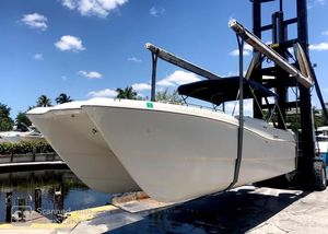 Used World Cat 266 Leisure Cat Power Catamaran Boat For Sale