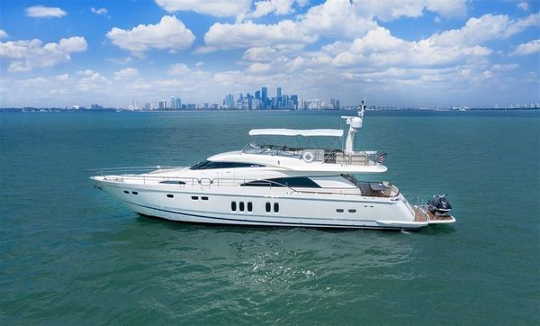 Used Fairline Squadron Motor Yacht For Sale