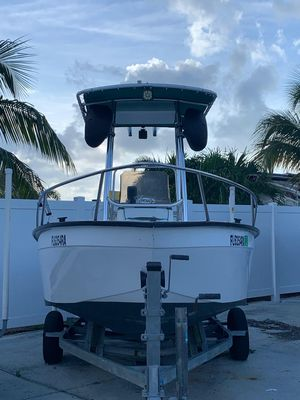 Used Key Largo 170 CC Center Console Fishing Boat For Sale
