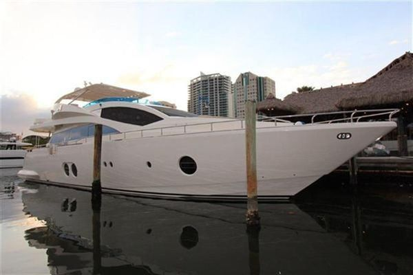 Used Aicon 85 Motor Yacht For Sale
