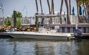 Used Shearwater 22TE Sports Fishing Boat For Sale