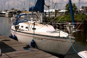 Used Tartan 28 Cruiser Sailboat For Sale