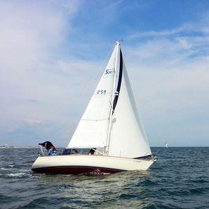Used Sabre 34 MK II Sloop Sailboat For Sale