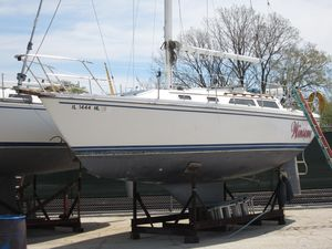 Used Catalina 30 TR MKII - Wing Keel Daysailer Sailboat For Sale