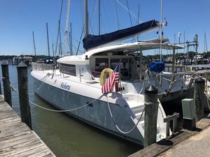 Used Lagoon 421 Catamaran Sailboat For Sale