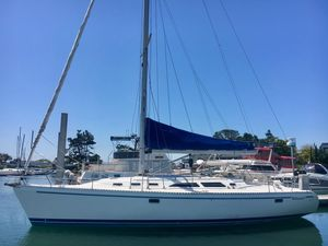 Used Catalina 400 Cruiser Sailboat For Sale
