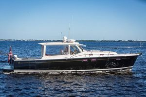 Used Mjm Yachts 40Z Downeast Cruiser Boat For Sale