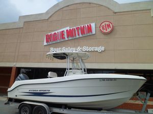 Used Hydra-Sports Vector 2200 CC Center Console Fishing Boat For Sale