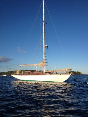 Used Cheoy Lee Lion Class Antique and Classic Boat For Sale