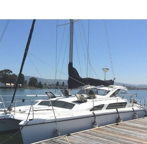 Used Gemini 105mc Cruiser Sailboat For Sale