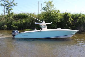 Used Cape Horn Offshore 36 Center Console Fishing Boat For Sale