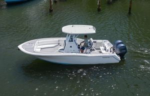 Used Tidewater 252 CC Adventure Center Console Fishing Boat For Sale