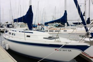 Used Cal Cruiser Sailboat For Sale