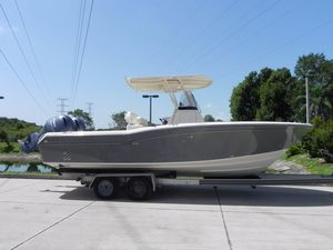 New Grady-White 257 Fisherman Saltwater Fishing Boat For Sale