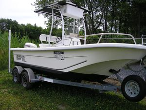 Used Carolina Skiff 198 DLV Sports Fishing Boat For Sale
