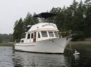 Used Chb 35 Trawler Boat For Sale