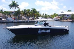 Used Hydra-Sports 41 VSF Center Console Fishing Boat For Sale