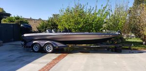 Used Triton 2007 Freshwater Fishing Boat For Sale