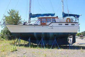 Used Nauticat 44 Pilothouse Sailboat For Sale