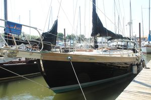 Used Hans Christian 38 Cutter Sailboat For Sale
