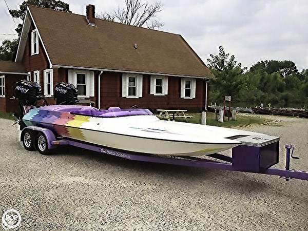Used Eliminator DCB TUNNEL 21 High Performance Boat For Sale