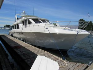 Used Navigator 6100 Pilothouse Motor Yacht For Sale