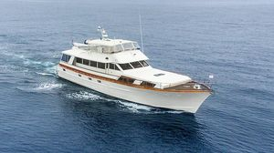 Used Mcqueen Custom Motor Yacht For Sale