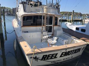 Used Ocean Yachts 44 Super Sport Sports Fishing Boat For Sale