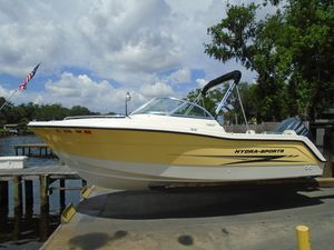 Used Hydra-Sports 202 DC Cruiser Boat For Sale